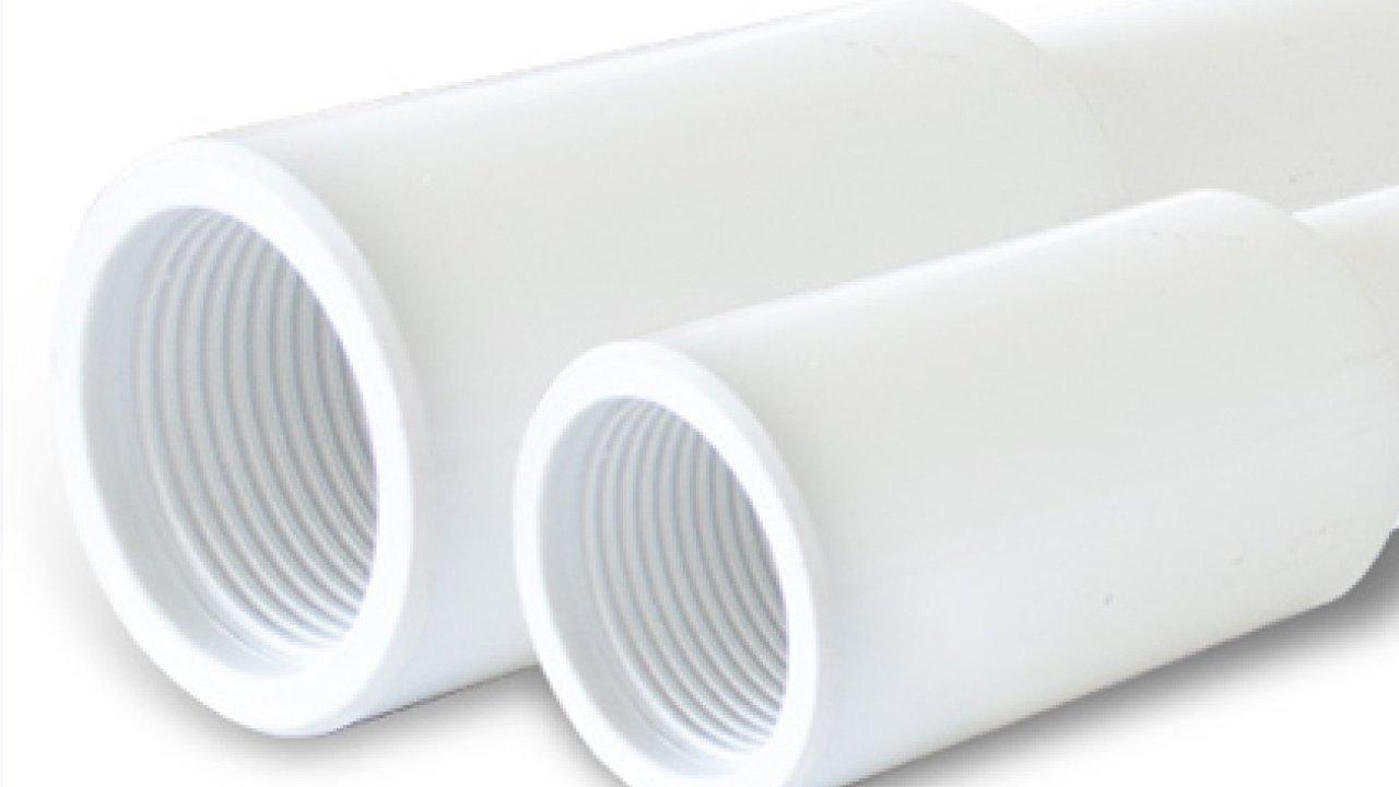 PVC Kolon Boru üretimiyle  yeniliklere devam ediyoruz
